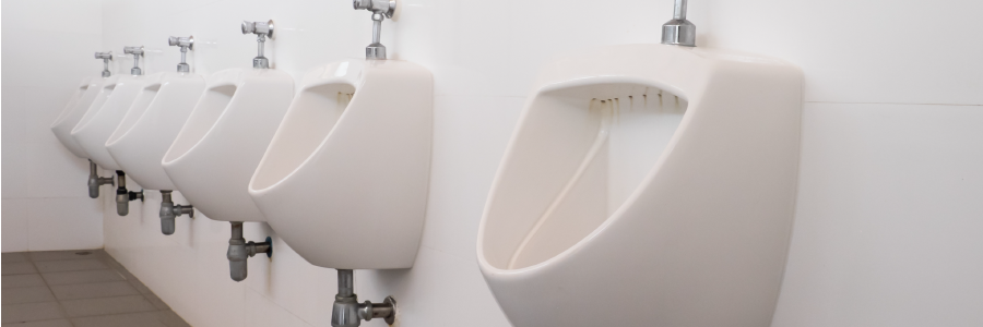 Commercial Toilet Urinal Repair